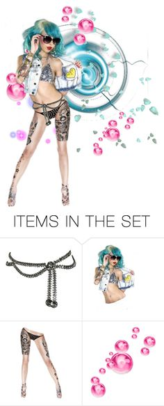 """fashion"" by lola-rastaquouere ❤ liked on Polyvore featuring art"