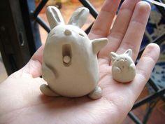 Pottery Animals, Ceramic Animals, Clay Animals, Ceramic Art, Polymer Clay Figures, Polymer Clay Crafts, Diy Clay, Ceramics Projects, Clay Projects