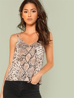 0571c55eed 45 Best Tank tops & camis images | T shirts, Blouses, Halter tops