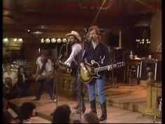 The Bellamy Brothers~Redneck Girl  This was daddy's way to introduce me to country music, at the age of 5