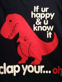 Original Sad T-Rex T-Shirt! All he ever wanted to do was clap his hands, but his tiny arms wont let him. This funny dinosaur t-shirt is hilarious and T Rex Humor, T Rex Arms, Dinosaur Wallpaper, Funny Jokes, Hilarious, Funny Facts, Dinosaur Funny, Lol, Funny Comics