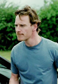 .Michael Fassbender as Connor in Fishtank.in spite of the subject matter,I don't think he's ever been sexier.