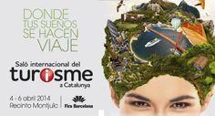 Segorbe se promociona en el Salón Internacional de Turismo de Cataluña Del 4 al 6 de abril Segorbe va a asistir a la 23ª edición del Salón Internacional de Turismo de Cataluña en Barcelona.