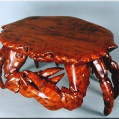 crabtable by Stanley Rill