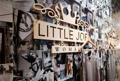 Little Joe Woman Inspiration. What inspires you?