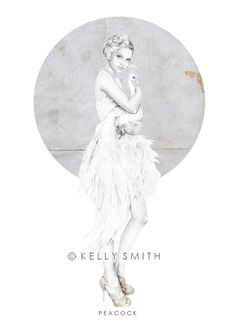 Birdy & Me : Illustrations & Musings by Kelly Smith: UNION