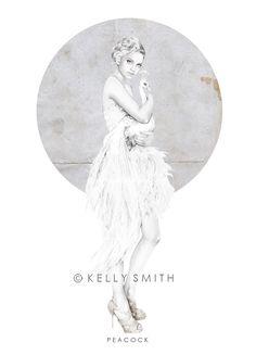 Birdy & Me: ILUSTRACIONES Reflexiones de Kelly Smith: UNION #illustration #draw