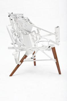 Cadeira Bololo Sucata, de Outra Oficina