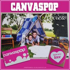 Ramblings of a Daydreamer: Product Review + Giveaway: CanvasPop