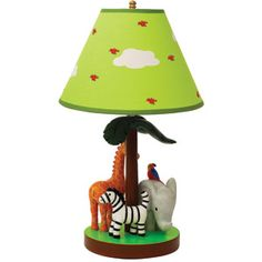 Jungle Lamp