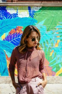 Think Pink With Chi City Fashion | OOTD by Jena Gambaccini