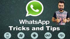 WhatsApp Tips and Tricks (2017)