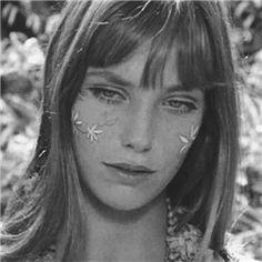 orchidetelm:  Jane Birkin in Les Chemins de Katmandou (1969),dir.André Cayatte