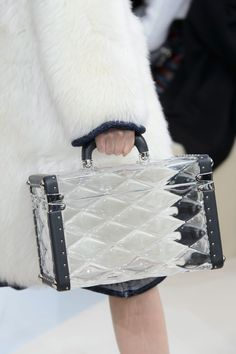 A look from Louis Vuitton's fall 2015 collection. Photo: Imaxtree