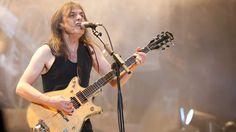 AC/DC llegaría a su fin por enfermedad de Malcolm Young
