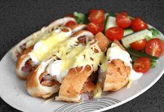 Lángosban sült csirkefalatok friss salátával recept képpel. Hozzávalók és az elkészítés részletes leírása. A lángosban sült csirkefalatok friss salátával elkészítési ideje: 50 perc