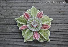 Ashley's Dandelion Wishes: DIY Ornament Tutorial