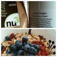 muc.veg: Energy-Muffins mit Goji- und Blaubeeren