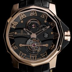 Corum Admiralâ Cup Tourbillon 48  watch