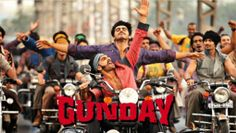Gunday 2014 First Day or Opening Day or First Friday Box Office Collection. Check out the other details of the movie like latest box office report of Gunday Movie 2014.