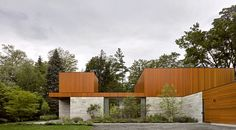 Gallery of House on Ancaster Creek / Williamson Williamson - 11
