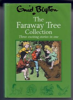 The Folk of the Faraway Tree is my alltime favorite book from childhood!!!