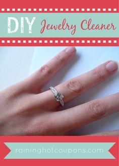 jewelry DIY Jewelry Cleaner