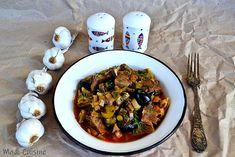 Chana Masala, Ramen, Ethnic Recipes, Pork