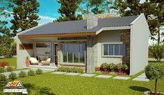 Resultado de imagen de modelos de casas de campo de una planta