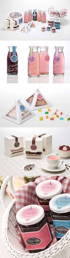 The Berry Verry Paris  #Packaging
