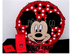 Piñata Tambor Mickey Mouse