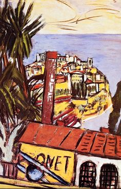 Max Beckmann - Monaco (1939)