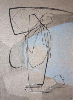 acrylics on canvas, www.mayasikorska.com