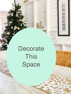 Decorate This Space: Pick the Right Holiday Centerpiece (http://blog.hgtv.com/design/2012/12/05/decorate-this-space-pick-the-right-holiday-centerpiece/?soc=pinterest)