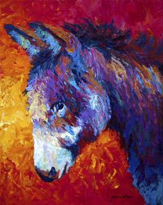 Sparky Painting by Marion Rose - Sparky Fine Art Prints and Posters for Sale