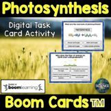Photosynthesis Task Cards - Distance Learning Compatible D