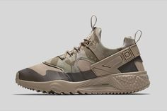 This is the one we have been waiting for, folks! This camo and Khaki combination was one of the initial colourways we got a glimpse at back in September. Jumping forward to November and the official flicks from Nike have got us feeling all sorts of ways for this stunning hybrid. The muted tone of …