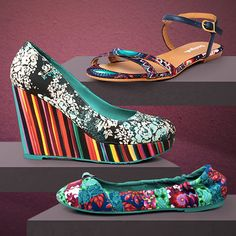 Take a look at the Desigual event on zulily today!