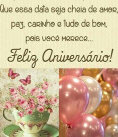 Feliz Aniversário                                                                                                                                                                                 Mais
