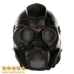 Mask wire mesh spectre_2