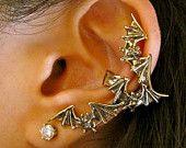 all of Marymagic's ear cuffs are pretty wicked
