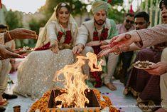 Indian Wedding, Wedding Photography, Wedding Portrait, Indian Couple Wedding Portrait, Wedding Photography Ideas, Indian Traditions, Couple Portrait Elegant Couple Portraits, Wedding Portraits, Photography Ideas, Wedding Photography, Royal Red, Wedding Function, Wedding Favours, Bridal Looks, Celebrity Weddings