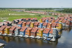 Reitdiephaven Groningen - www.zerofotografie.nl