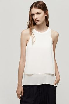 Shop the Daria Tank on rag & bone