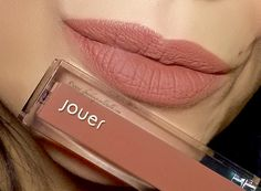 Lips: jouer - lip cream (noisette)