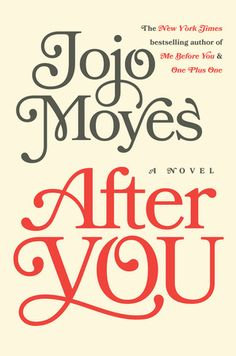 A Book From The Library (After You by Jojo Moyes) 2016 #ReadingChallenge from PopSugar
