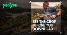 Free Photo search and crop Find photos that fit your layout perfectly