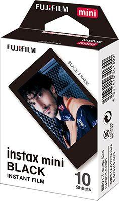 Instax Mini Film - Black Amazon.co.uk