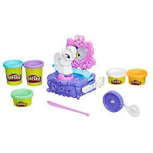 PlayDoh My Little Pony Rarity Style and Spin Set