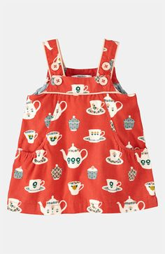 Mini Boden Corduroy Dress (Infant) available at #Nordstrom